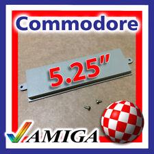 """COMMODORE AMIGA A2000 5.25"""" DRIVE BAY COVER"""