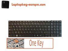 Single Laptop Key Keys TOSHIBA Satellite S950D - Black