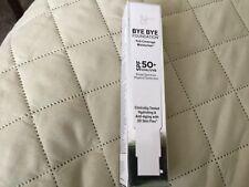 It Cosmetics Bye Bye Foundation Full Coverage Moisturizer spf 50 1 oz Medium