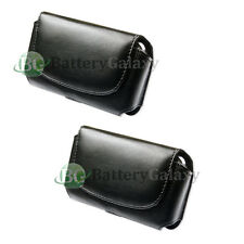NEW Cell Phone Leather Case Holster Belt Pouch for Apple iPhone 5 5C 5