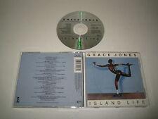 GRACE JONES/ISLAND LIFE(ISLAND/CID 132)CD ALBUM