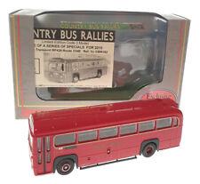 CBR102 - 1/76 London Transport Red RF429 Route 234b South Croydon Garage