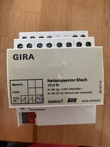 Gira KNX Heizungsaktor 6 Fach 101800