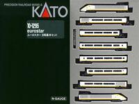 Kato N scale EUROSTAR 8 Cars Set 10-1295
