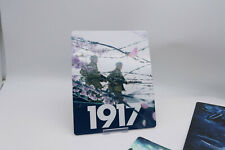 1917 - Glossy Bluray Steelbook Magnet Cover NOT LENTICULAR