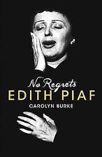 No Regrets: A Biography of Edith Piaf-ExLibrary