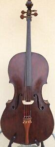 Antique cello,Old cello,Master 4/4 cello