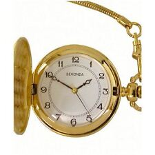 Sekonda Quartz (Battery) Pocket Watches