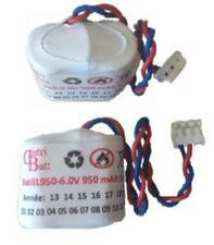 BL950 6V 950mAh Pile Lithium pour alarme Compatible Siemens