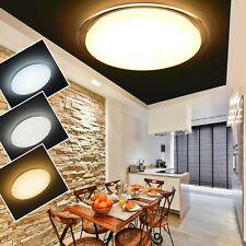 LED Deckenleuchte Deckenlampe mit Fernbedienung Sterneffekt Lampe Tageslicht NEU