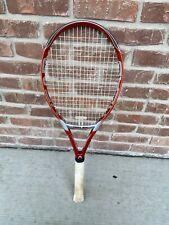 New listing HEAD Cross Bow 6 -head Grip Tennis Racket Racquet - No case