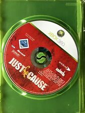 JEU - XBOX 360 - JUST CAUSE , Occasion
