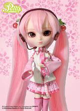 Junplanning Groove Inc Pullip Vocaloid Sakura Miku 1/6 Fashion Doll