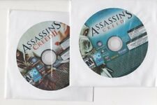 Assassins Creed I and II for PC Mature 17+  Two CD