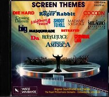 Varese Screen Themes- The Best of Soundtrack CD BIG COCOON MASQUERADE BETRAYED