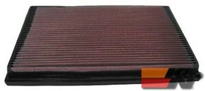 K&N Replacement Air Filter For VOLVO 740/760 TURBO 1986-1991 33-2043