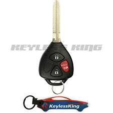 Replacement for 2009-2013 Toyota Venza Key Fob Keyless Entry Car Remote