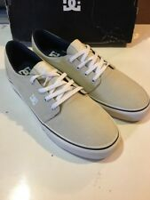 DC Shoes Trase TX Cream Mens Shoe Size 11.5