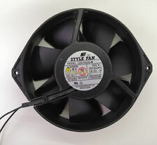 1pcs STYLE FAN  UZS15D20-M 200V 35/33W metal High temperature cooling fan