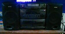 AIWA CASSETTE CD FM/AM PORTATILE BOOMBOX modello CA-DW300