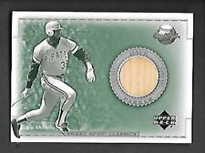 DAVE PARKER   2002 SWEET SPOT CLASSIC GAME USED BAT #B-DP PIRATES  I COMBINE S/H