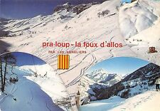 BR14748 La jonction Pra Loup La Foux d Allos par le Col Allos  france