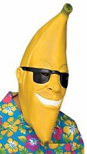 Banana Head Sunglasses Man Halloween Crazy Laugh Face Mask Gag Fun Costume Party
