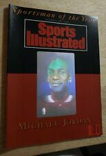 1991 Sports Illustrated MICHAEL JORDAN SPORTSMAN OF THE YEAR December 23 1991