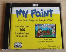 CDTV My Paint (amiga, 1991, Jewel-Case)