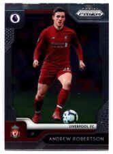 Panini PRIZM Premier League 2019-20 Andy Robertson (Liverpool FC) No. 87
