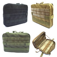 Tactical MOLLE Magazine Pouch Large Multi-Purpose Admin Bag Utility Gadget Pack