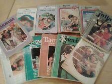 (9057) novelas romanticas- varios titulos y colecciones.