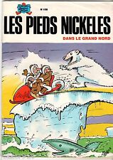 LES PIEDS NICKELES n°109 ¤ DANS LE GRAND NORD ¤ SPE EO 1980