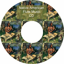 Relaxation Peaceful Native American Flute Music CD Nature Spiritual Calming