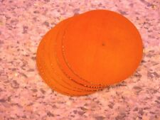 SILICONE REINFORCED with1 PLY GLASS INSERTION  DISC - 3MM Thk   2 off  for £4.80