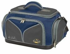 """Pucci Side Carry Fishing Tackle Sports Day Bag Shoulder Backpack Blue 12/""""x13/""""x3/"""""""