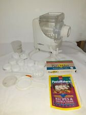 Popeil Automatic Pasta Maker With Accessories P400