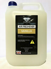 VANILLA CAR AIR FRESHENER LIQUID CAR VALETING 5 L 5 Litre VW BMW MERC SEAT FORD