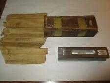 Vintage Mahr Machinist Tool - Carl Mahr Machinist Level - Metal Working Level
