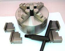 125 mm 4 morsetti AUTOCENTRANTE MANDRINO TORNIO K12125 da CHRONOS