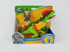 Fisher Price Imaginext NEW Dinosaur Jurassic World Park Dilophosaurus