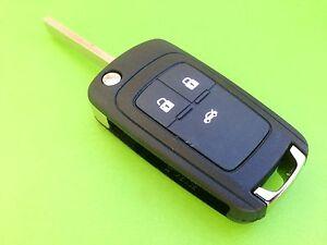 3B Transponder Flip key remote car key suitable for Holden Cruze 2009 2010 2011