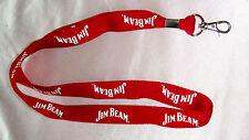10 x JIM BEAM Lanyard BRAND NEW BULK Wholesale Bucks Hens Party Work