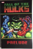 HULK Fall of the Hulks Prelude (2010) Marvel Comics TPB FINE 1st