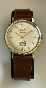 Vintage Longines Automatic Watch 10K Gold Filled Longines Watch Vintage Longines