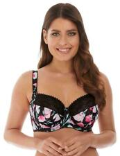 Fantasie Lingerie 6852 Frances Underwired Side Support Bra Underwear Black