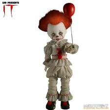 LIVING DEAD DOLLS PRESENTS IT 2017 PENNYWISE DOLL IN STOCK