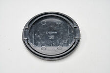 Canon 72mm Front Lens Cap for Canon Lens