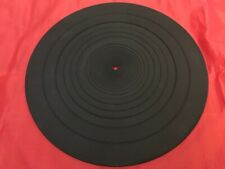 Technics turntable Rubber Mat 1200 1210 mk2 Rgs0008 thin original Genuine