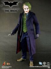 HOT TOYS BATMAN JOKER MMS68 THE DARK KNIGHT 1/6 SCALE FIGURE NEW